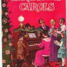 Vintage Christmas Carols Whitman 2965 Karl Schulte