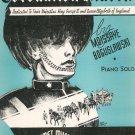 Coronation March Sheet Music Vintage Boguslawski Calumet