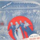 Be Careful It's My Heart Vintage Sheet Music Berlin Holiday Inn