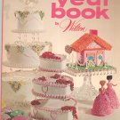 Cake & Food Year Book By Wilton Vintage Yearbook Cake Decorating 1972
