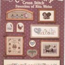 Country Cross Stitch Favorites Of Rita Weiss 3502 School Of Needlework