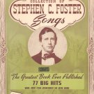 Vintage Collection Of Stephen Foster Songs Deluxe Edition 77 Big Hits