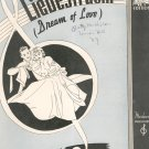 Liebestraum Dream Of Love Piano Solo Sheet Music Vintage Liszt Moderne