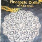 Favorite Pineapple Doilies Of Rita Weiss 1031 6 Designs To Crochet 1031 School Needlework