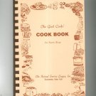 The Good Cooks Cookbook Regional Animal Service League Rochester New York