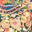 O Katharina Chauve Souris Fall Gilbert Sheet Music Feist Vintage