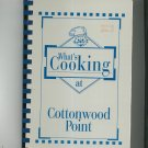 What's Cooking At Cottonwood Point Cookbook Elementary School Regional Kansas