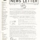 Marquetry Society Of America News Letter June 1981 Not PDF Patterns Artistry In Wood
