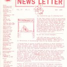 Marquetry Society Of America News Letter May 1982 Not PDF Patterns Artistry In Wood