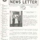 Marquetry Society Of America News Letter December January 1983 1984 Not PDF Patterns Wood