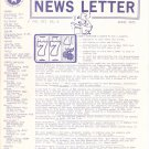 Marquetry Society Of America News Letter April 1983 Not PDF Patterns Artistry In Wood