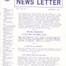 Marquetry Society Of America News Letter September 1984 Not PDF Patterns Artistry In Wood