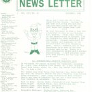 Marquetry Society Of America News Letter December 1984 Not PDF Patterns Artistry In Wood