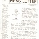 Marquetry Society Of America News Letter November 1984 Not PDF Patterns Artistry In Wood