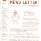 Marquetry Society Of America News Letter November 1985 Not PDF Patterns Artistry In Wood