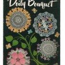 Vintage Doily Bouquet Star Book 71 American Thread Crochet