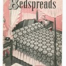 Vintage Bedspreads Crochet Book 151 Spool Cotton