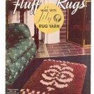 Vintage Fluff Rugs Book 600 Lily Rug Yarn