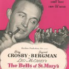 Vintage Aren't You Glad You're You Sheet Music The Bells Of St. Mary's