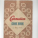 Vintage Carnation Cook Book Cookbook by Mary Blake 1948