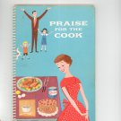Praise For The Cook Cookbook Vintage 1959 Crisco Proctor & Gamble