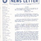 Marquetry Society Of America News Letter February 1978 Not PDF Patterns Artistry In Wood