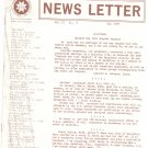 Marquetry Society Of America News Letter October 1977 Not PDF Patterns Artistry In Wood