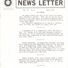 Marquetry Society Of America News Letter April 1977 Not PDF Patterns Artistry In Wood