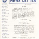 Marquetry Society Of America News Letter December 1976 Not PDF Patterns Artistry In Wood