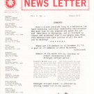 Marquetry Society Of America News Letter March 1976 Not PDF Patterns Artistry In Wood