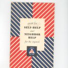 Vintage Guide For Self Help And Neighbor Help For The Injured 1951 New York