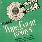 Vintage Eagle Time Count Relays Catalog Eagle Signal Corporation Bulletin 291 3
