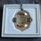 The White House Historical Association Christmas Ornament 2006 In Box