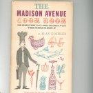Vintage The Madison Avenue Cookbook Alan Koehler Hard Cover