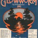 The Glow Worm by Paul Lincke Sheet Music Vintage Gluhwurmchen Idyl