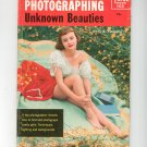 Vintage Photographing Unknown Beauties by C. A. Peterson Trend Book 163 Not P D F