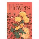 Vintage Living With Flowers Fall Edition 1953 General Motors
