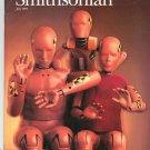 Smithsonian Magazine July 1995 Back Issue Not PDF Crash Test Dummies