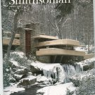 Smithsonian Magazine February 1994 Back Issue Not PDF Frank Lloyd Wright's Fallingwater