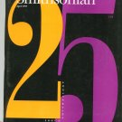 Smithsonian Magazine April 1995 Back Issue Not PDF 25th Anniversary Issue