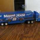 Maxwell House 22 Car Tractor Trailer Truck Model NASCAR