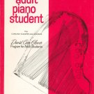 Vintage Adult Piano Student Level Two by David Carr Glover