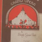 Vintage Tales and Tunes from Grand Opera by Dorothy Blake