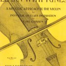 Vintage Learn With Tunes Melodic Approach Violin Book III The Positions Grissen