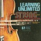 Vintage Learning Unlimited String Program Violin Level One Wisniewski & Higgins Hal Leonard