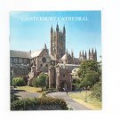 Canterbury Cathedral Guide Book