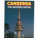 Canberra The Nations Capital Guide Book 0959846115