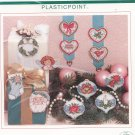 Dimensions Sunset Victorian Ornaments Gayle Glass Christmas 19009 Cross Stitch In Package