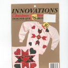 Innovations Christmas Edition Iron On Stan Rising Company In Package