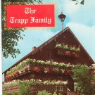 The Trapp Family Stowe Vermont With Newsletter And Brochures